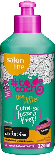 GEL LÍQUIDO #TODECACHO - DAY AFTER SL - 320ML
