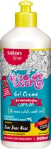 GEL CREME SALON LINE  {DO MEU CABELO CUIDO EU} - 500ML
