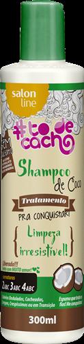 SHAMPOO DE COCO#TODECACHO - TRATAMENTO PRA CONQUISTAR - LIBERADO