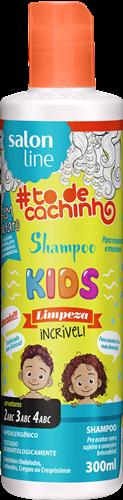 SHAMPOO #TODECACHO - KIDS LIBERADO - 300ML