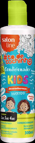 CONDICIONADOR #TODECACHO - KIDS LIBERADO - 300ML