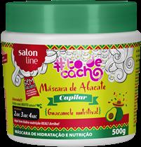 MÁSCARA #TODECACHO DE ABACATE - 500GR