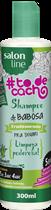 SHAMPOO DE BABOSA #TODECACHO - TRATAMENTO PARA DIVAR - 300ML