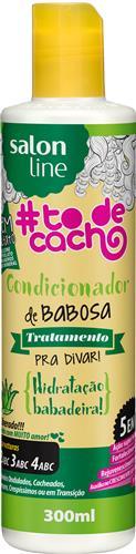 CONDICIONADOR DE BABOSA #TODECACHO - TRATAMENTO PARA DIVAR