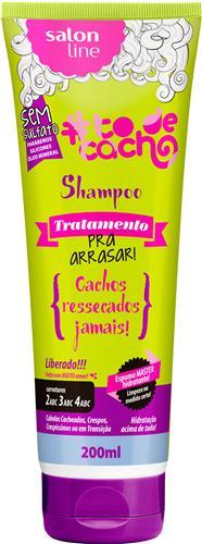 SHAMPOO #TODECACHO - TRATAMENTO PRA ARRASAR - 200ML