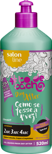GEL LÍQUIDO #TODECACHO - DAY AFTER SL - 520ML