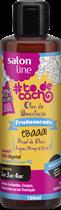 ÓLEO DE UMECTAÇÃO #TÔDECACHO - EBAAA! BLEND DE ÓLEOS ARGAN, MANGA E COCO