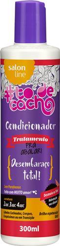 CONDICIONADOR #TODECACHO - TRATAMENTO PARA ABALAR - 300ML