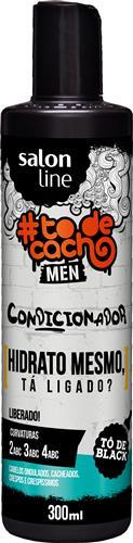 CONDICIONADOR #TODECACHO - MEN LIBERADO - 300ML