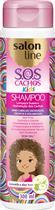 SHAMPOO SALON LINE - S.O.S CACHOS KIDS  - 300ML