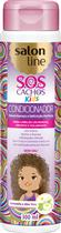 CONDICIONADOR SALON LINE - S.O.S CACHOS KIDS - 300ML