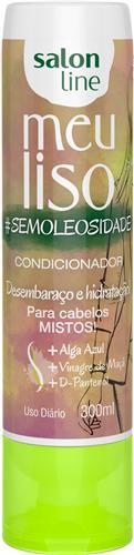 CONDICIONADOR SALON LINE - MEU LISO MISTO #SEMOLEOSIDADE - 300ML