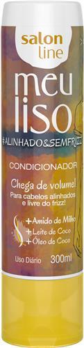 CONDICIONADOR SALON LINE - MEU LISO #ALINHADO - 300ML