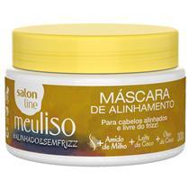 MÁSCARA DE ALINHAMENTO SALON LINE - MEU LISO #ALINHADO - 300GR