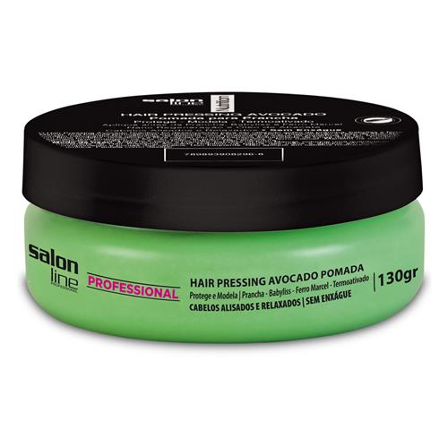 POMADA HAIR PRESSING NUTRITION - SALON LINE PROFESSIONAL - 130GR