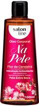 ÓLEO CORPORAL SALON LINE - FLOR DE CEREJEIRA - 100ML