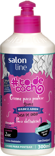 CR PENTEAR ONDULADOS SO TIPO 2 #TODECACHO 300ML