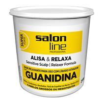 GUANIDINA SALON LINE - TRADICIONAL SUPER (A+N) 215GR