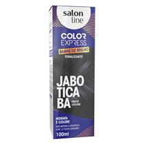 KIT COLOR EXPRESS SALON LINE - JABOTICABA - PRETO
