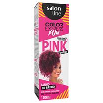 KIT COLOR EXPRESS SALON LINE - FUN PINK SHOW