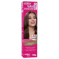 COLOR TOTAL PRO SALON LINE - 6.7 CHOCOLATE - 100GR