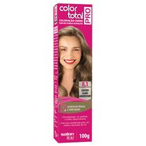 COLOR TOTAL PRO SALON LINE - 8.1 LOURO CLARO ACINZENTADO - 100GR