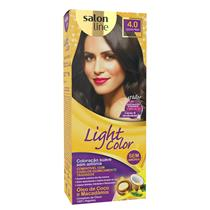 LIGHT COLOR PROF SALON LINE - 4.0 CASTANHO MEDIO