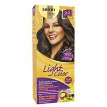 LIGHT COLOR PROF SALON LINE - 5.0 CASTANHO CLARO