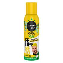 COLOR EXPRESS SPRAY SALON LINE - FELIPE NETO AMARELONETO 150ML/85GR